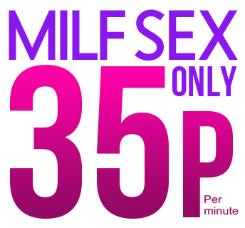 Milf Sex Chat Only 35p
